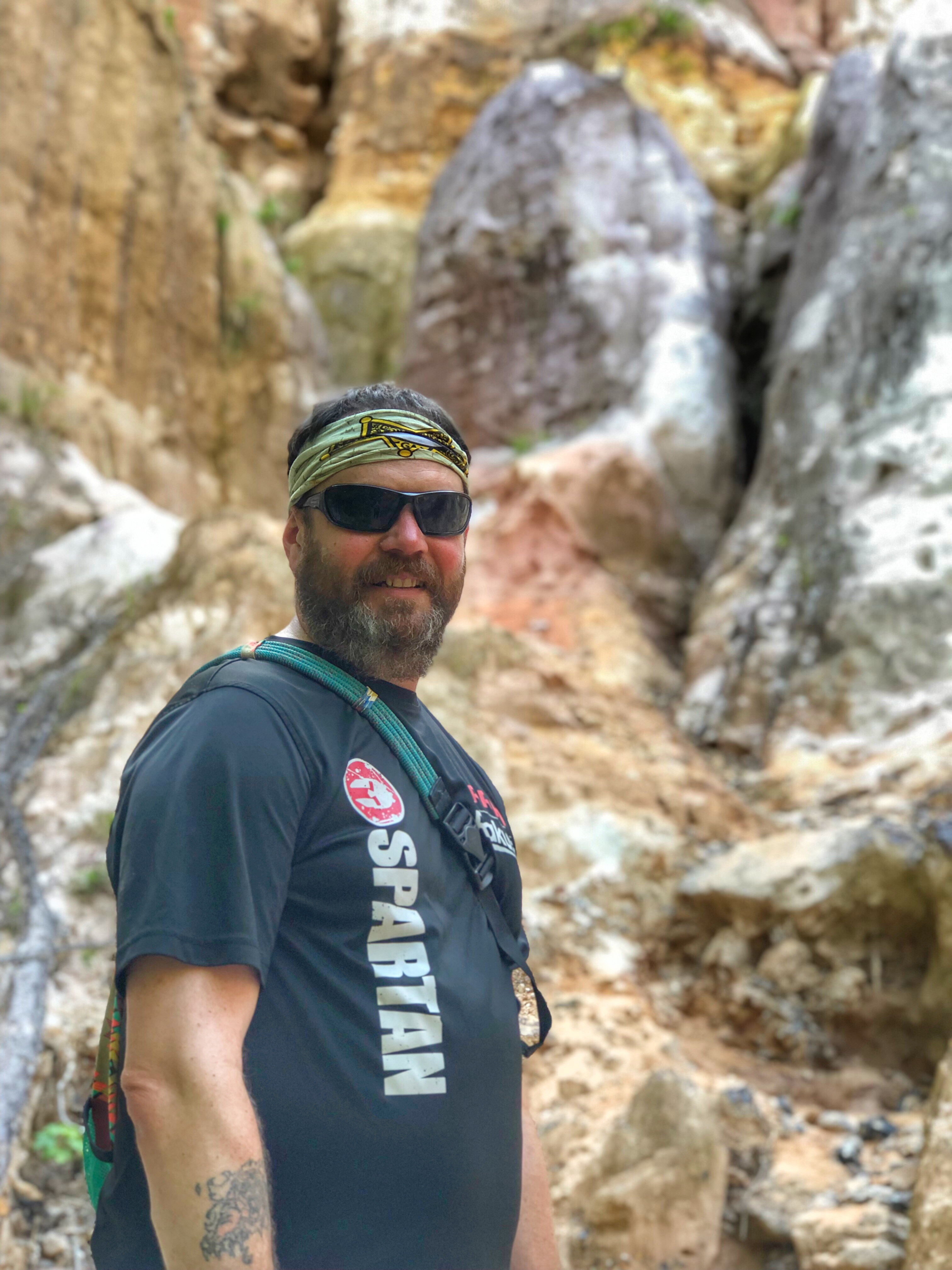 hiking Providence Canyon / Oh Fiddle Dee Dee