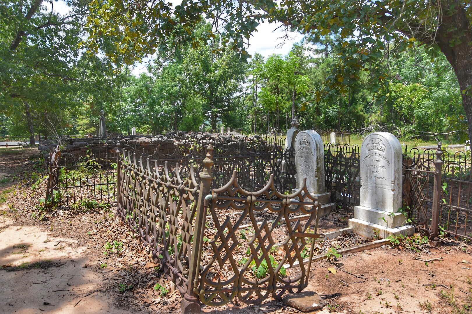 Providence Cemetery / Oh Fiddle Dee Dee
