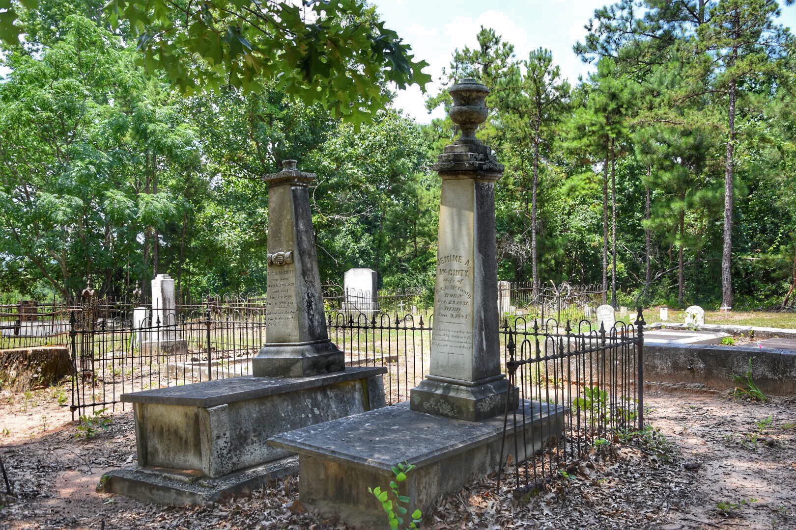 Providnce Canyon Cemetery / Oh FIddle Dee Dee