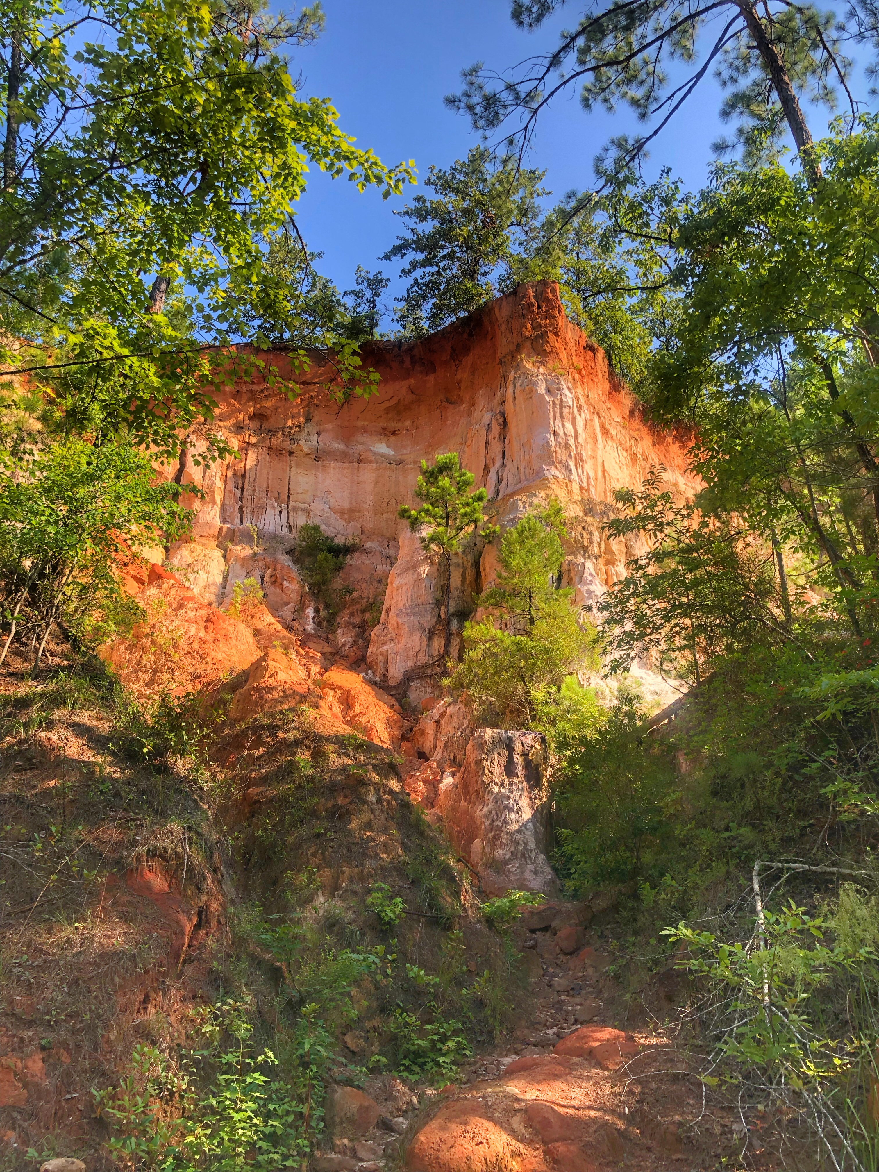 Providence Canyon Lumpkin, GA / Oh Fiddle Dee Dee
